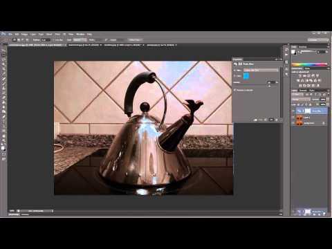 Adjusting White Balance in Adobe Photoshop CS6