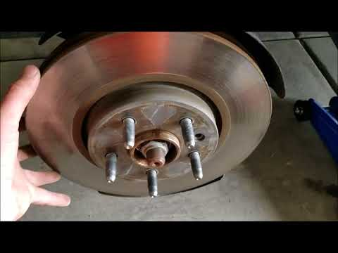 How to Replace Brake Pads and Rotors on 2012 Chevy Equinox