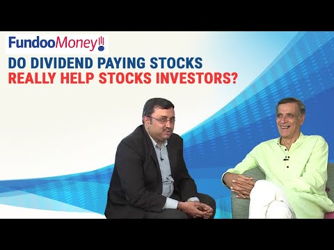 Do Dividend Paying Stocks Really Help Investors?