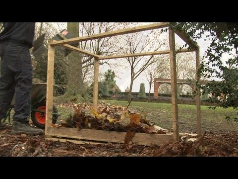 How To Prepare A Leaf Mould