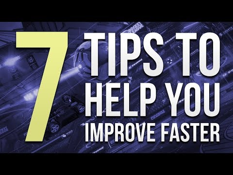7 Tips to Improve Faster in Rocket League