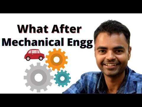 What After Mechanical Engineering in India ? Private Job | GATE | M.Tech | MBA | Phd in Hindi