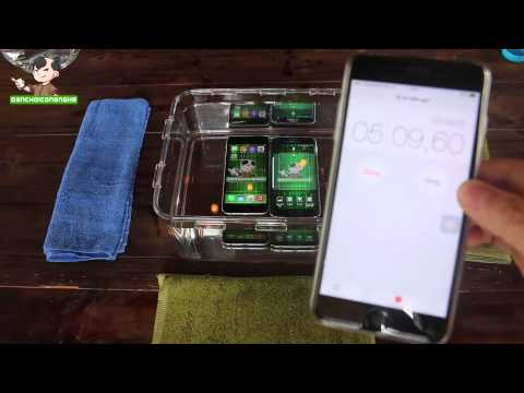 Waterproof your Iphone 6 and Iphone 6 Plus | #7 | Iphone6 vs Samsung Galaxy S6 Edge  Water Test !
