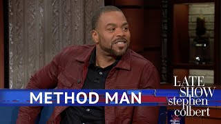 Download Method Man Doesn't Turn Off 'Rapper Mode' For Auditions Video