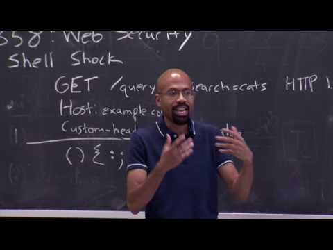 9. Securing Web Applications