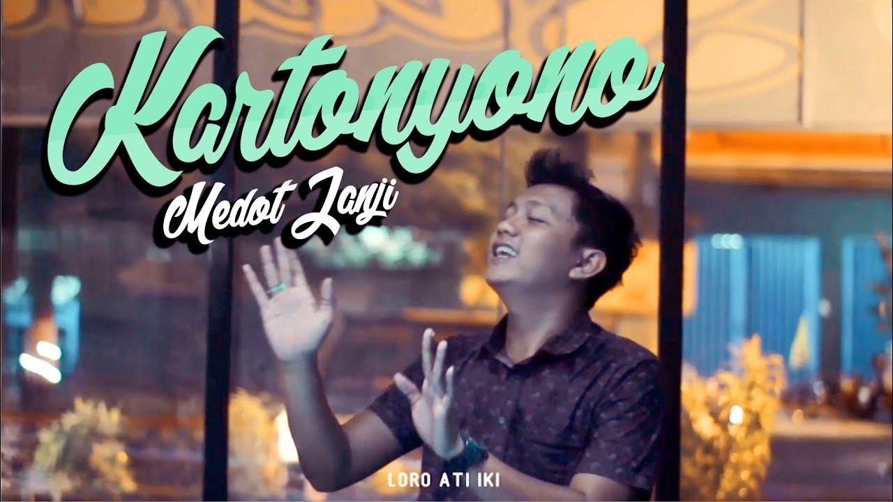 Denny Caknan - Kartonyono Medot Janji (Official Music Video)