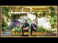 Was kosten Bunker und Wald? - Q&A Frage und Antwort - Outdoor Bushcraft Deutschland