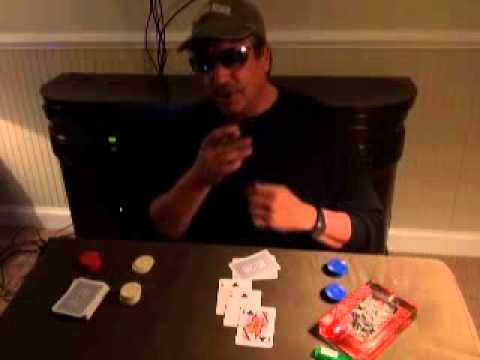 Cheating at Poker Using Covert Mind games