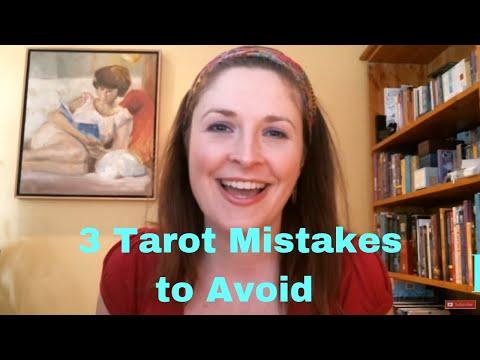 3 Mistakes to Avoid When Learning Tarot