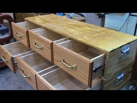 117 Building Stackable Tool Boxes
