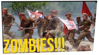 Only ONE Country Is Zombie Ready... ft. Nikki Limo & DavidSoComedy