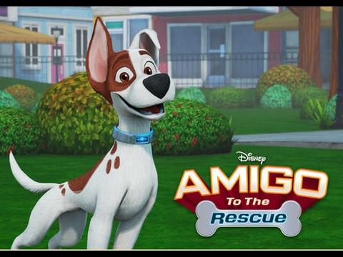 Amigo to the Rescue - Disney Junior Interactive Episode Game - top app videos for kids