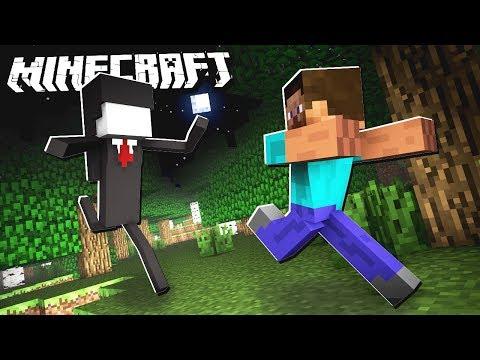 Summoning SLENDERMAN'S GIRLFRIEND in Minecraft!