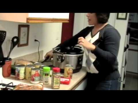 Cooking With Mommy of Many-Slow Cooker Spaghetti Sauce