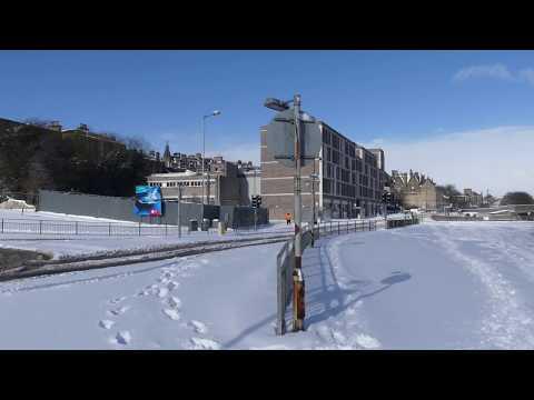 Snowy Stirling (4K)