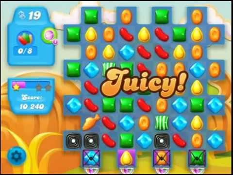 Candy Crush Soda Saga Level 165 No Boosters