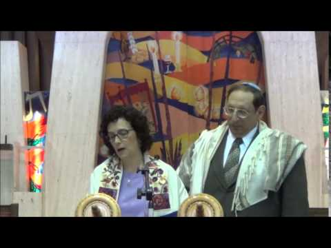 How to accept an honor of an Aliyah to the Torah