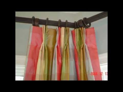 Bay window curtain rods by  optea-referencement.com