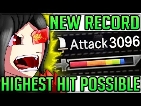 True Highest Damage Possible in Monster Hunter World - Quest for the Biggest Hit! (World Record)