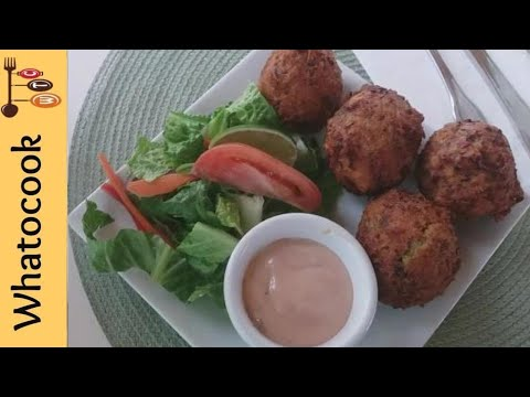 How To Make Caribbean Conch Fritters