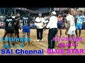 SAI CHENNAI VS BLUE STAR Vellore Quarter Final Independence Day Kabaddi Match Yelagiri Vellore
