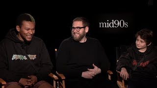 Download The Evolution of 'Mid90s' (feat. Jonah Hill, Sunny Suljic, and Na-Kel Smith) Video