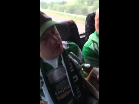 313 Bhoys Post-Match Interview Jon Burns (Hearts)