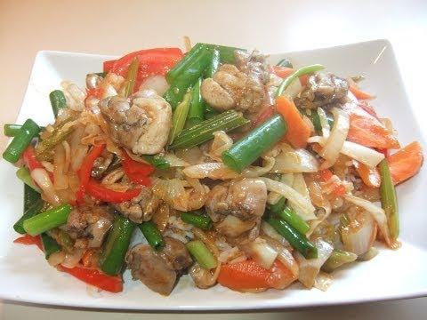 Chicken & Vegetable Chop Suey