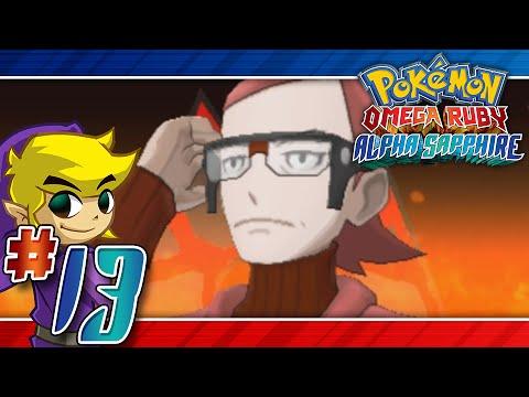 Let's Play Pokemon: Omega Ruby - Part 13 - Mt. Chimney