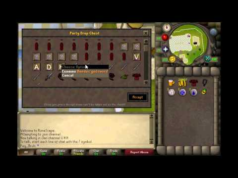 OSRS BIGGEST DROP PARTY EVER!! (275m+)