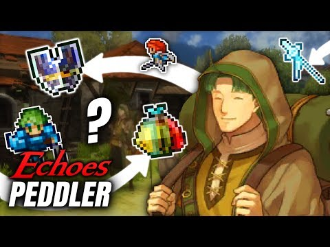 Best Items to Send Through the Peddler? Fire Emblem Echoes: Shadows of Valentia