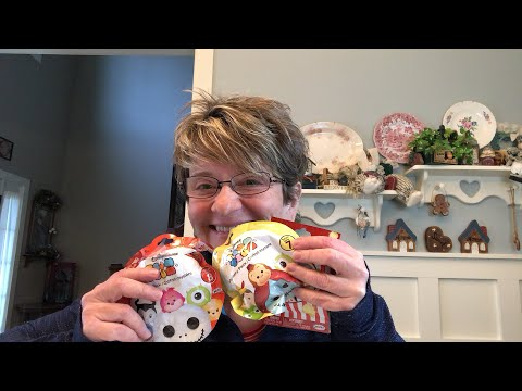 OPENING MORE TSUM TSUM'S FROM JACKIE