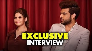 Exclusive Zareen Khan and Karan Kundrra Interview for