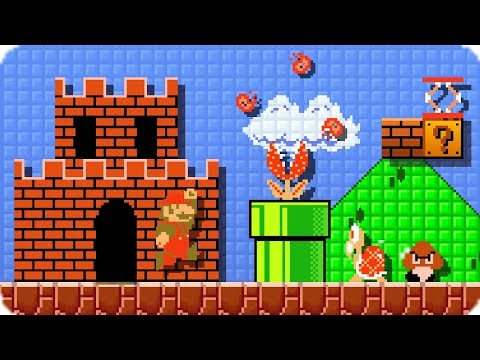 [PREVIEW] Super Mario Bros. X (SMBX 1.4.4) Custom Level -