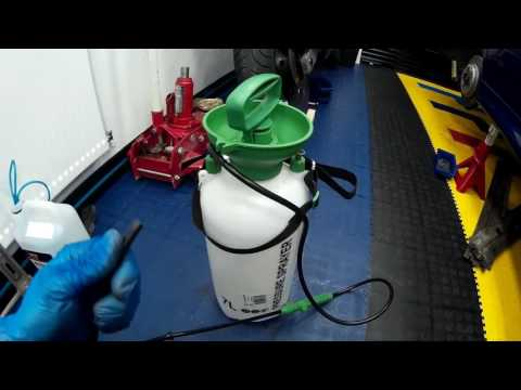 How To Guide DIY  BMW E39 M5 Sunroof Drain Unblocking (Moonroof)