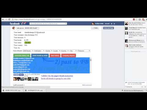 How to get 5000 friends on facebook without being blocked