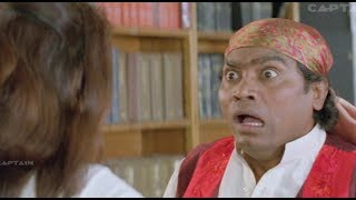 Johnny Lever And Mithun Chakraborty Comedy Scene