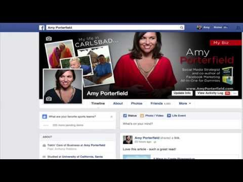 How to Link Your Facebook Profile to Your Facebook Page