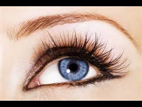 How to make your lashes look longer and fuller without mascara!