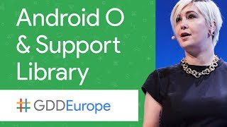 Diving into O and the Support Library (GDD Europe
