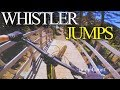 DOES THIS LAP HAVE THE MOST JUMPS? // Whistler Bike Park - Freight Train to Dirt Merchant to A-Line
