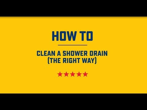 How to Clean a Shower Drain | Roto-Rooter
