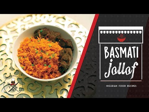 How To Cook the Perfect Basmati Jollof Rice