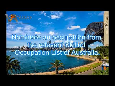 How to Get Australia PR visa from USA ?