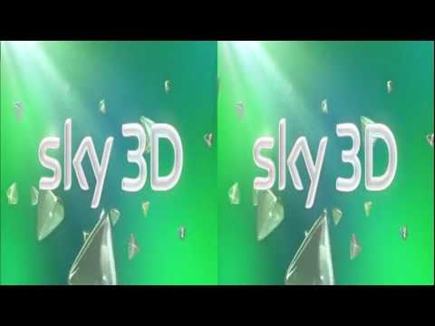 Sky 3D UK  Promo in HD (Download instructions included)