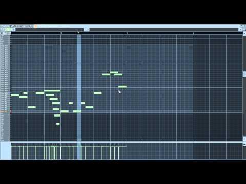 How to make breakcore rhythm (slice up amen break)