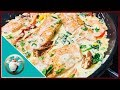 Creamy Garlic Butter Salmon | Salmon With Creamy Garlic Butter Sauce | The BEST Salmon In 20 Minutes