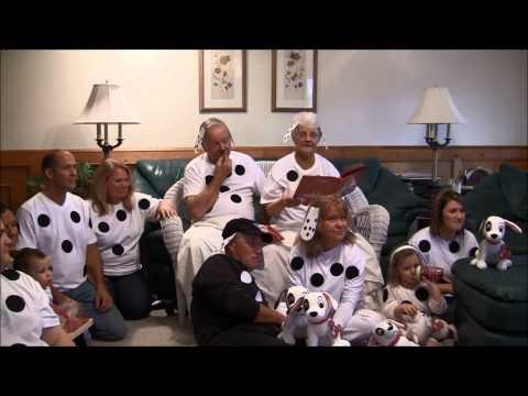 Copy of 101 Dalmatians - Read by Granny & Grandaddy