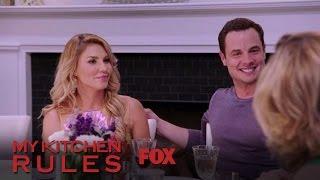 Andrew Dice Clay Suspects Brandi & Dean | Season 1 Ep. 1 | MY KITCHEN RULES