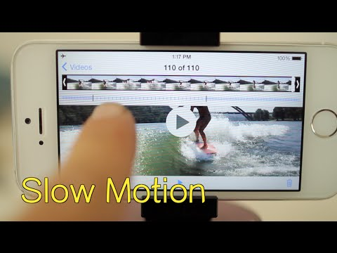 iPhone 5s Tip: How To Select Slow Motion On Video Playback